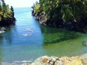 East Sooke bay