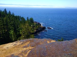 View from East Sooke Trail
